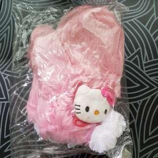 Hello Kitty winter gloves