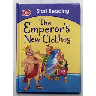 Preloved Story Book - The Emperor's New Clothes