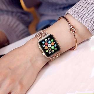 Apple Watch rose gold strap for 42mm