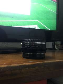 Fotodiox EF - E mount (APS-C)