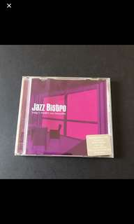 Cd Box 1 - Jazz Bistro