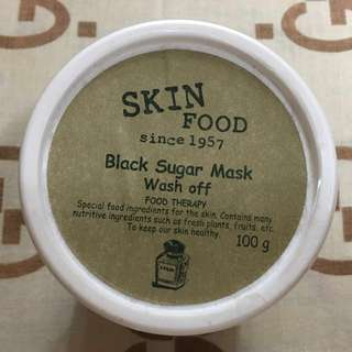 SUPER SALE!! Php 330 - Skin Food Black Sugar Mask Wash Off