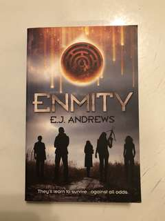 Enmity by EJ Andrews