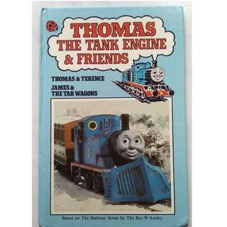 Preloved Story Book - Thomas The Tank Engine and Friends