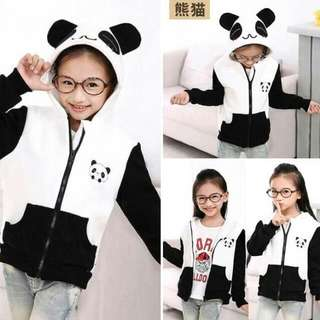 Panda Jacket For Kid Only