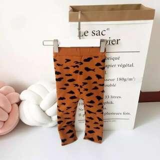 Kids Winter pant socks