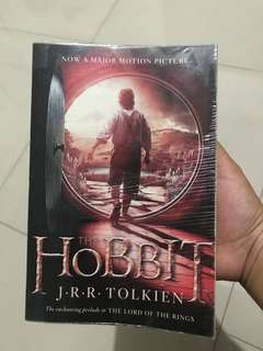 BOOK: The Hobbit by JRR Tolkien