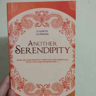 Novel Another Serendipity