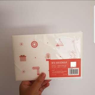BTS x Shibuya 109 postcards