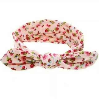 Baby Girl/Toddler Floral Headband
