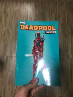 Marvel Deadpool Classic Vol 1