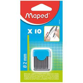 Maped 10 pcs Leads