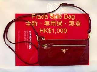 PRADA side bag