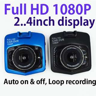 Carcam 1080P 高清 HD 車CAM CAR CAM 行車記錄儀 DVR 汽車 黑盒 VEHICLE BLACKBOX