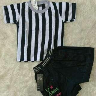Setelan Baju Anak 1-3th