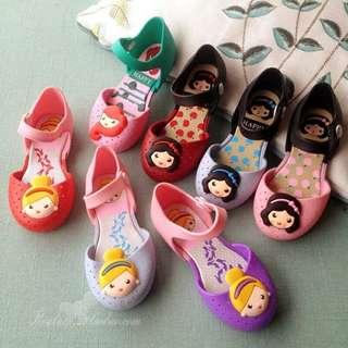 Princess design shoes