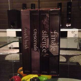 Hush Hush Complete Series