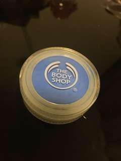 Blue Hair Chalk from BodyShop