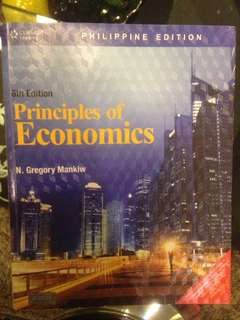 Principles of Economics 6th Edition by N. Gregory Mankiw