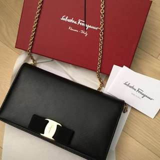 100%Real Salvatore Ferragamo Vara Chain (WOC)