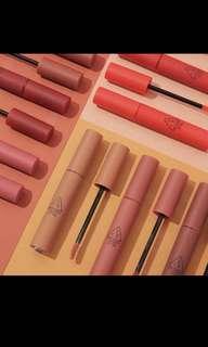 Authentic and Ready Stocks 3CE velvet lip tint