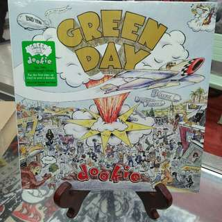 Greenday dookie LP