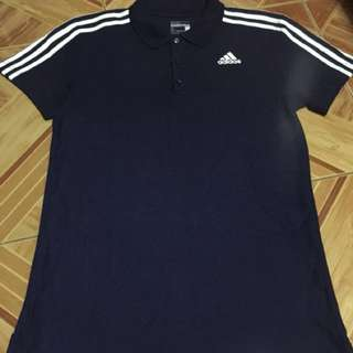 AUTHENTIC ADIDAS POLO SHIRT