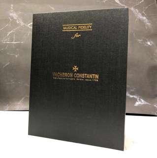Vacheron Constantin x Music Fidelity - Headphone