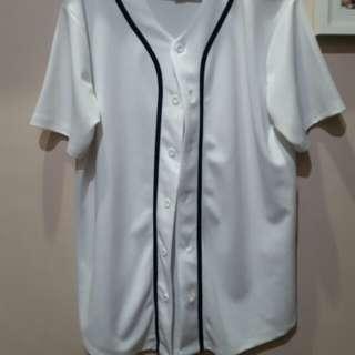 Forever 21 Baseball Jersey
