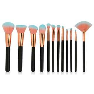 12 pcs. Brush Set