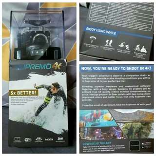 SUPER SALE BNEW SUPREMO ACTION CAM