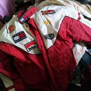 tomy jacket sejuk boleh guna luar n dlm 2 in 1