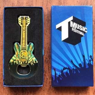 TMusic Fest Fridge Magnet Opener #Bajet20