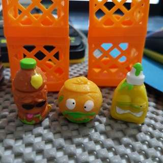 Grossery gang figures