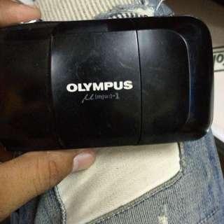 camera olympus mju 1
