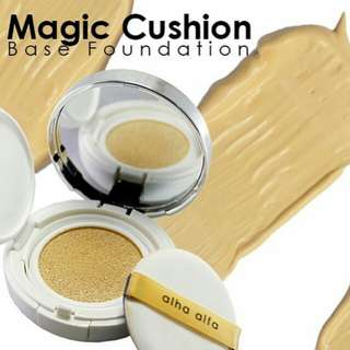 Alha Alfa Magic Cushion