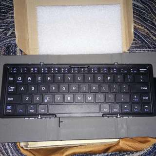 Keyboard Praktis! (Portable+Wireless)