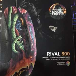 Steelseries RIVAL 300 Hyper Beast SPECIAL EDITION