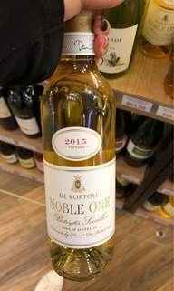 Noble one white wine