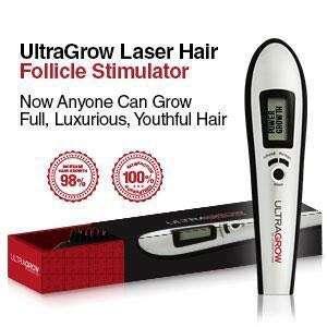 UltraGrow hair comb