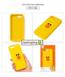 🇰🇷韓國直送 LINE FRIENDS Sally iPhone 7 Plus phone case