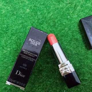 Dior唇膏正貨桃色