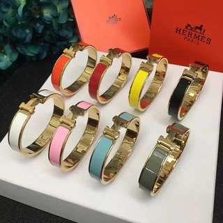 Hermes Clic clac bracelets