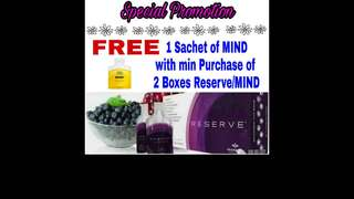Jeunesse Reserve/antioxidants/healthy drink