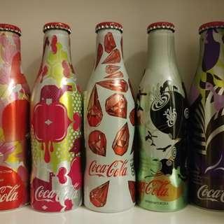 可口可樂5支 (不齊套)