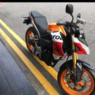 Good condition CB190R