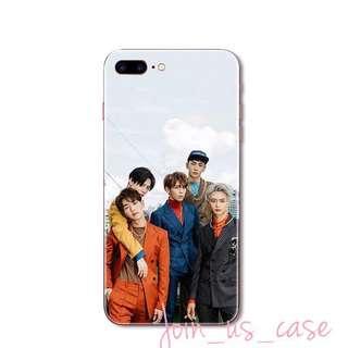 Shinee iPhone case