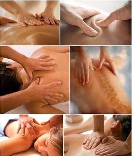 Body massage therapy