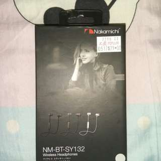 Nakamichi Bluetooth Earpiece
