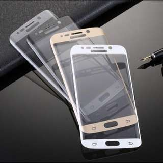 S6 Edge Full Coverage Tempered Glass